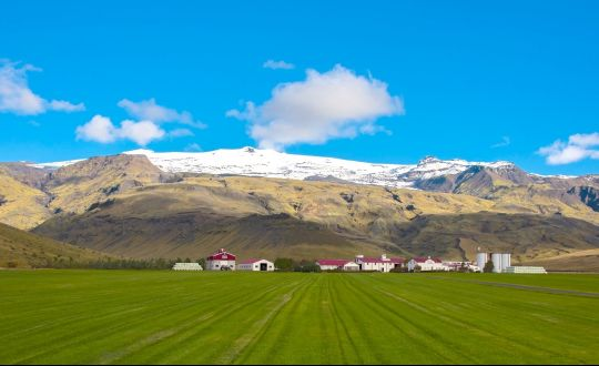 Day 4: Eyjafjallajokull, Snowmobile tour and Black Sand Beaches