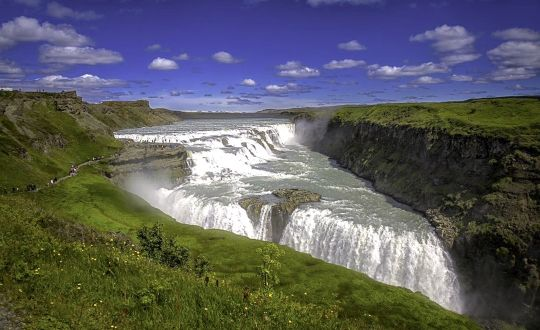 Day 3: Gullfoss and the Hekla volcano