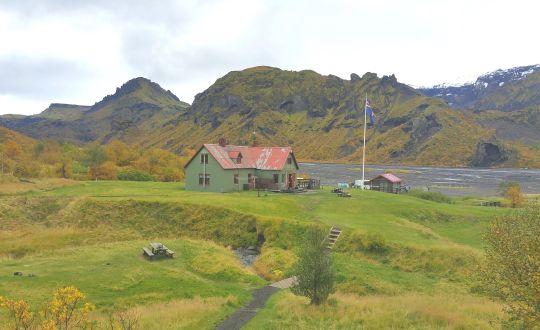 Thorsmork, the Icelandic Pearl